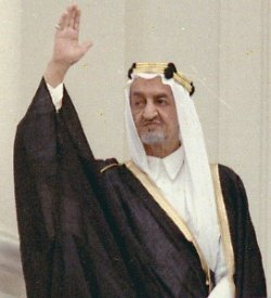 Faisal of Saudi Arabia