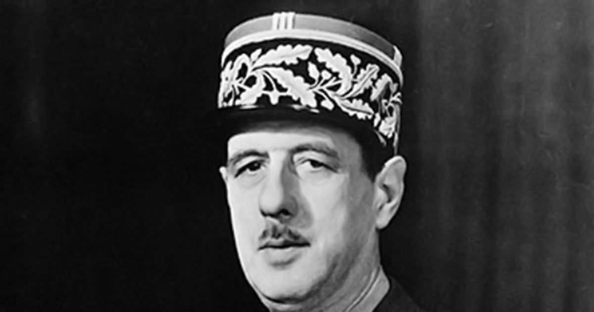 Charles De Gaulle Quotes About France