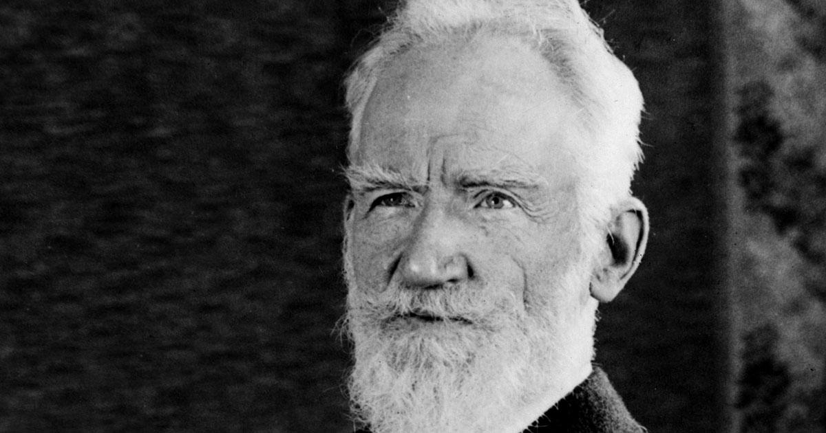 George Bernard Shaw Bernard Shaw The Prefaces Of Bernard Shaw