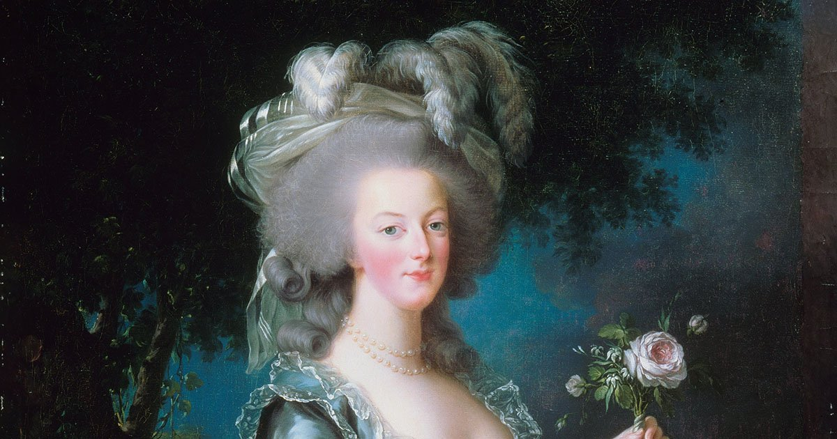 marie antoinette the last queen of Born at the hofburg palace in vienna, maria antonia was the daughter of francis stephen and empress maria theresa she was described as a small, but completely.